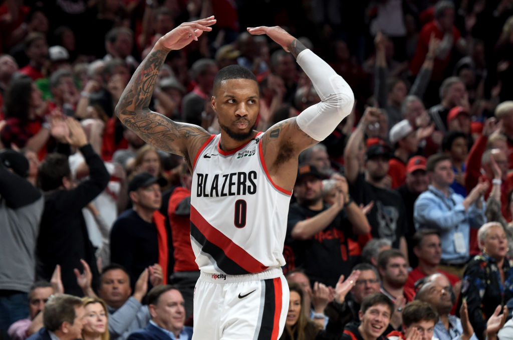 Damian Lillard deserved a spot on one of the NBA All-Decade teams for the 2010s.