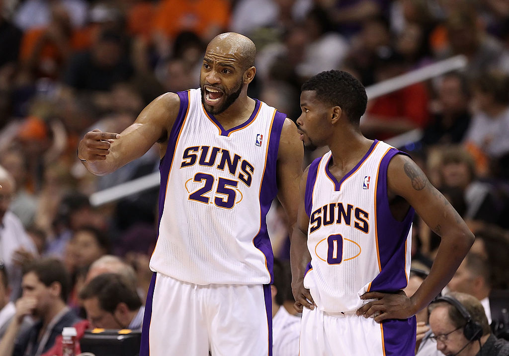 Vince Carter is one of many NBA stars who made forgettable pit stops during their careers.