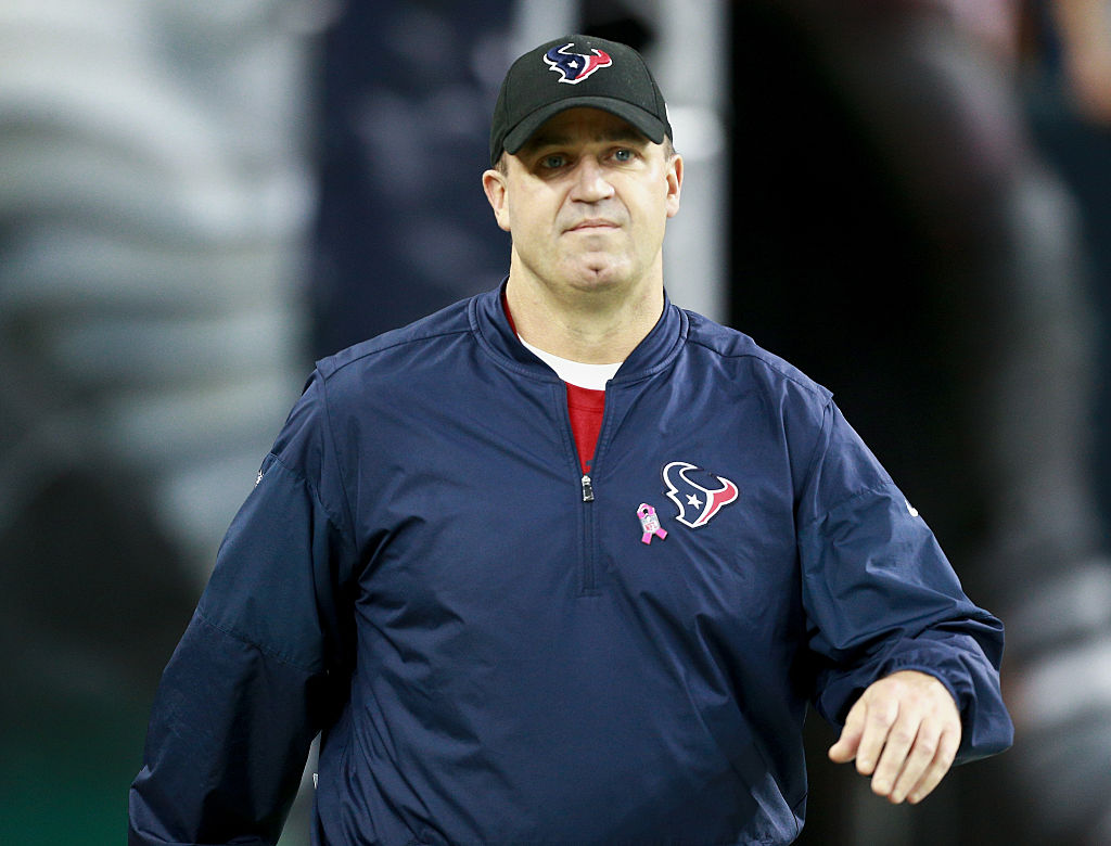 NFL coach Bill O'Brien