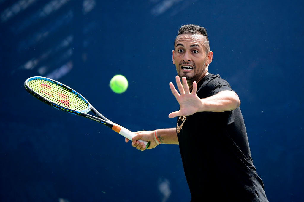 Nick Kyrgios US Open