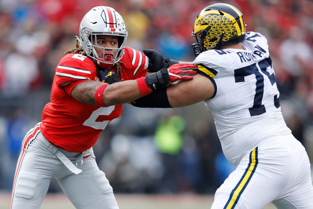 The Ohio State-Michigan rivalry has been so one-sided recently that an OSU wonders if it's still a rivalry at all.