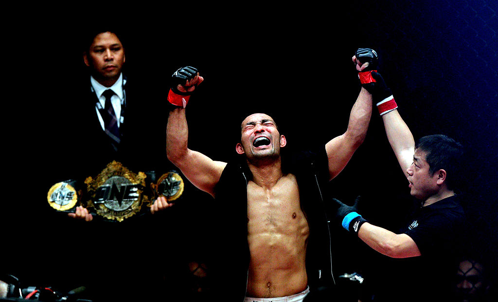ONE FC puts on some of the most entertaining MMA fights, even more than UFC.
