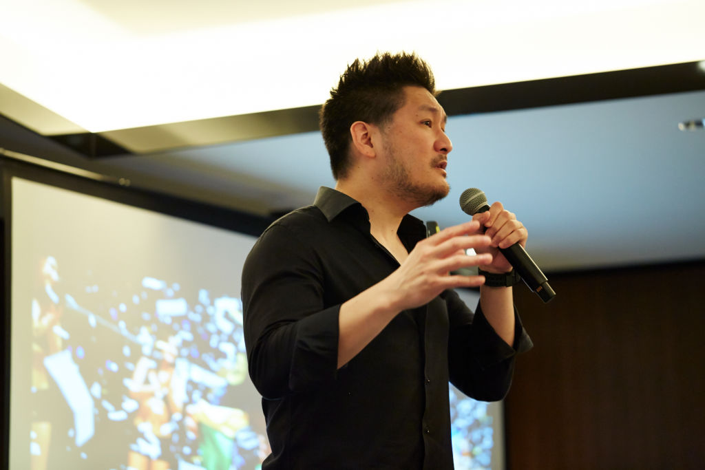 ONE FC CEO Chatri Sityodtong is every bit as smart at UFC chief Dana White.