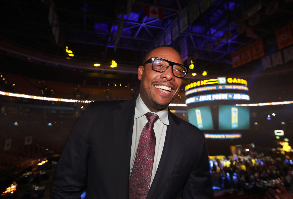 One of the most hated NBA players, Boston Celtics player Paul Pierce