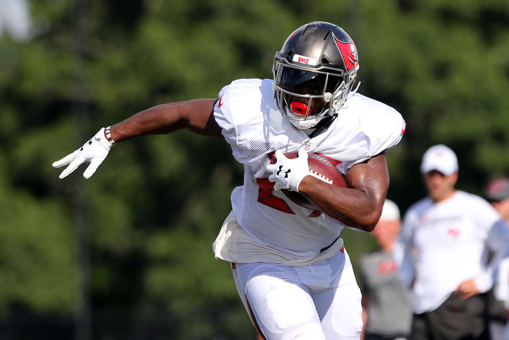 Buccaneers Training Camp - Peyton Barber