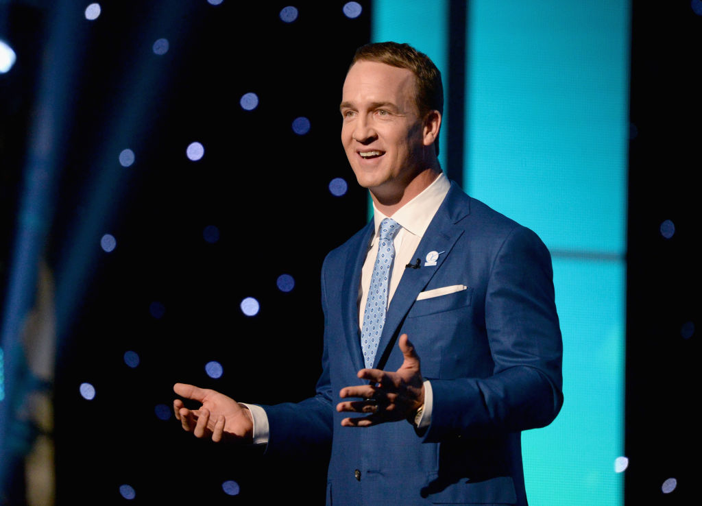 Peyton Manning TV Show