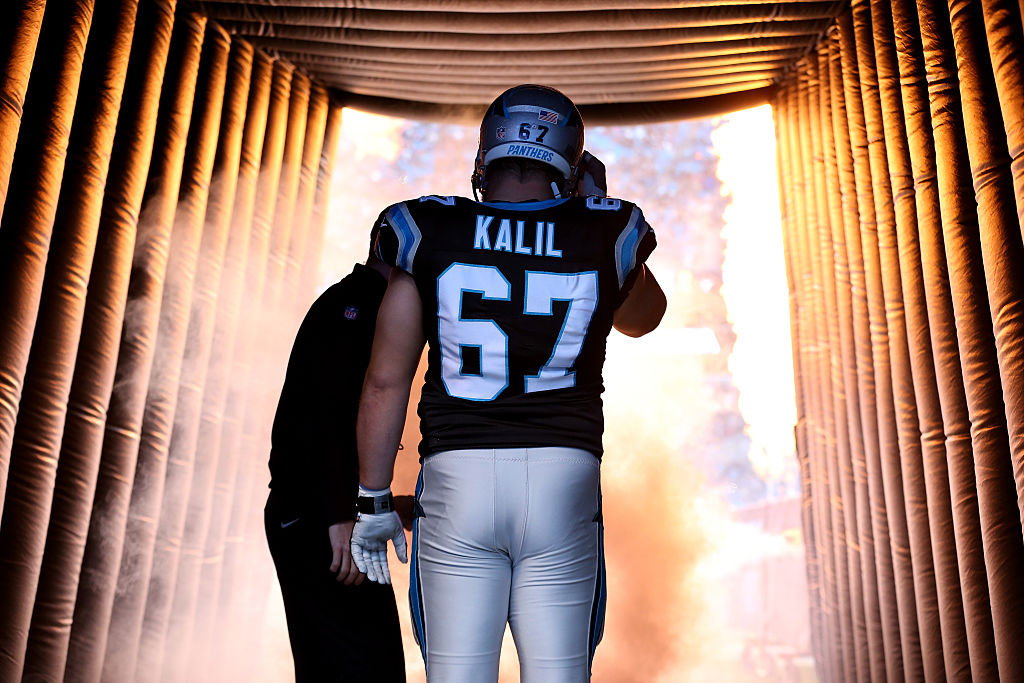 Longtime Carolina Panthers lineman Ryan Kalil unretired to join the New York Jets.