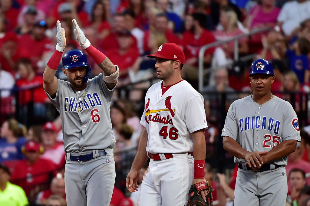 The Cardinals vs. Cubs matchup in September is one of the series most crucial to the MLB playoffs.