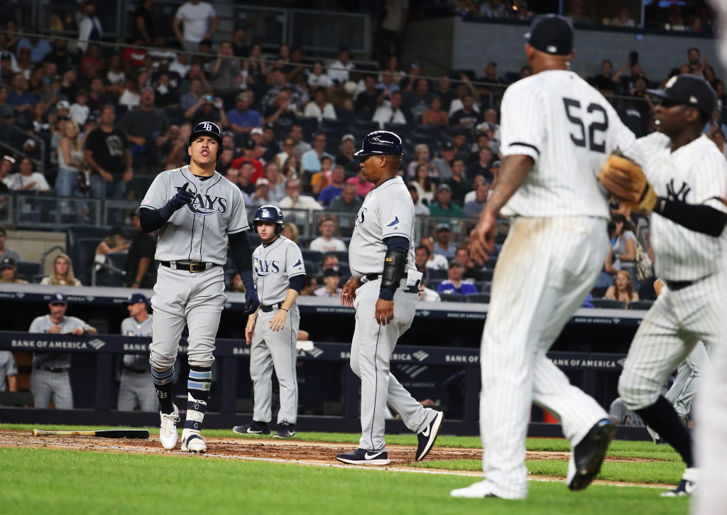 The Rays vs. Yankees matchup in September is one of the series most crucial to the MLB playoffs.