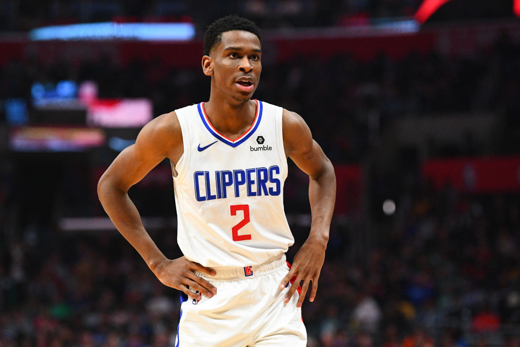 Former Clippers player Shai Gilgeous-Alexander might be the true prize from the Oklahoma City Thunder's wheeling and dealing during the 2019 offseason.