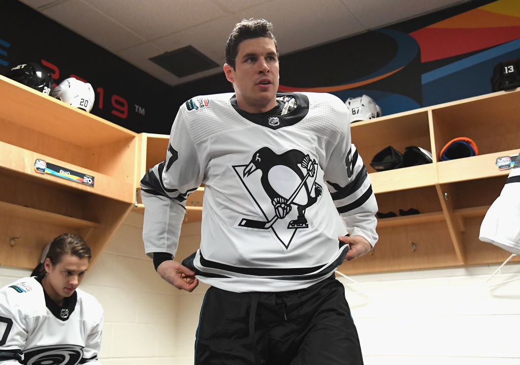 We know athletes are superstitious, but NHL star Sidney Crosby has a disgusting routine.
