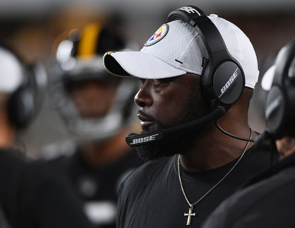 Is the clock running down on Mike Tomlin's tenure with the Pittsburgh Steelers?