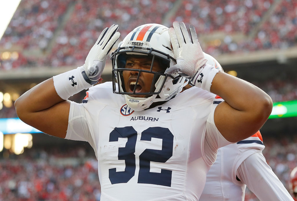 Auburn could crash the College Football Playoff field if things go right.