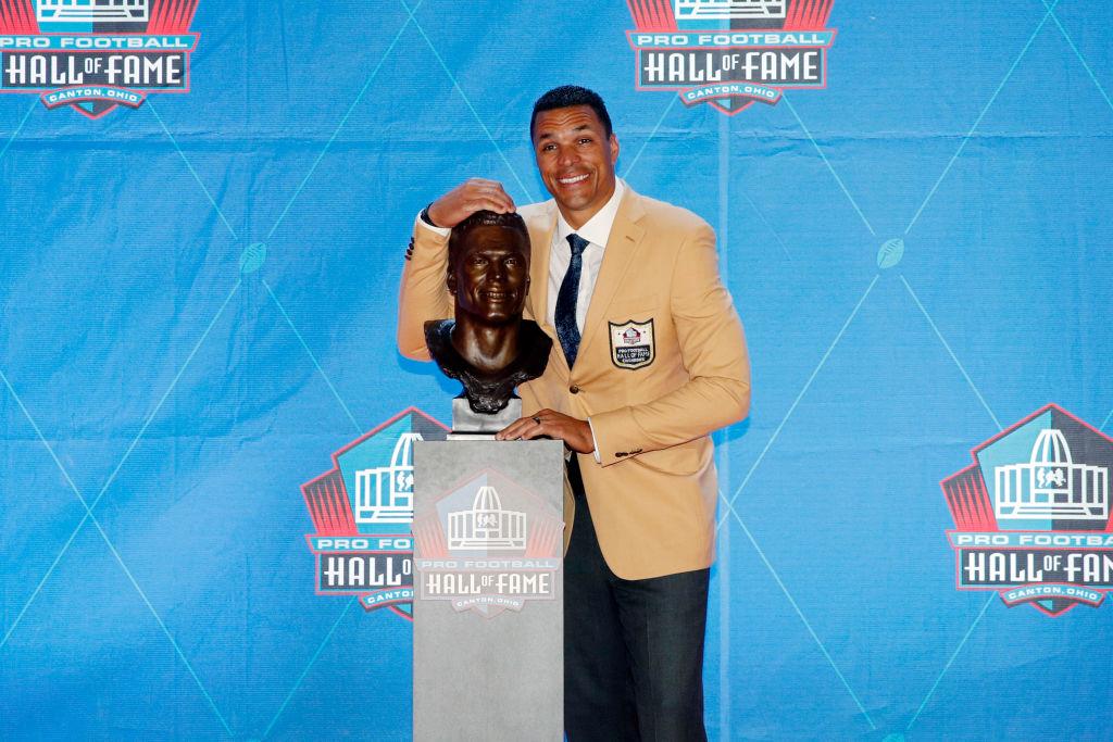 NFL Hall of Fame Enshrinement - Tony Gonzalez