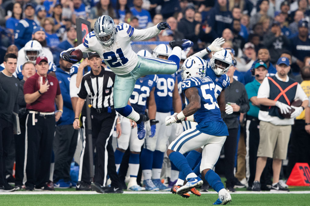 Adding Ezekiel Elliott could keep the Colts in the playoff picture -- if they can get the Cowboys to trade him.