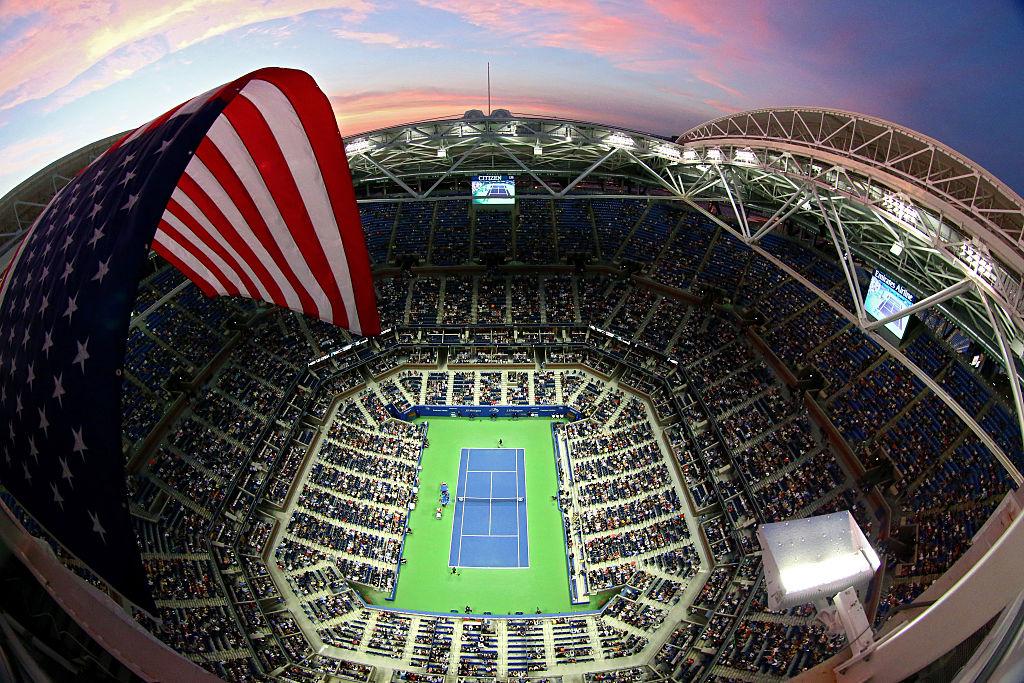 U.S. Open tennis