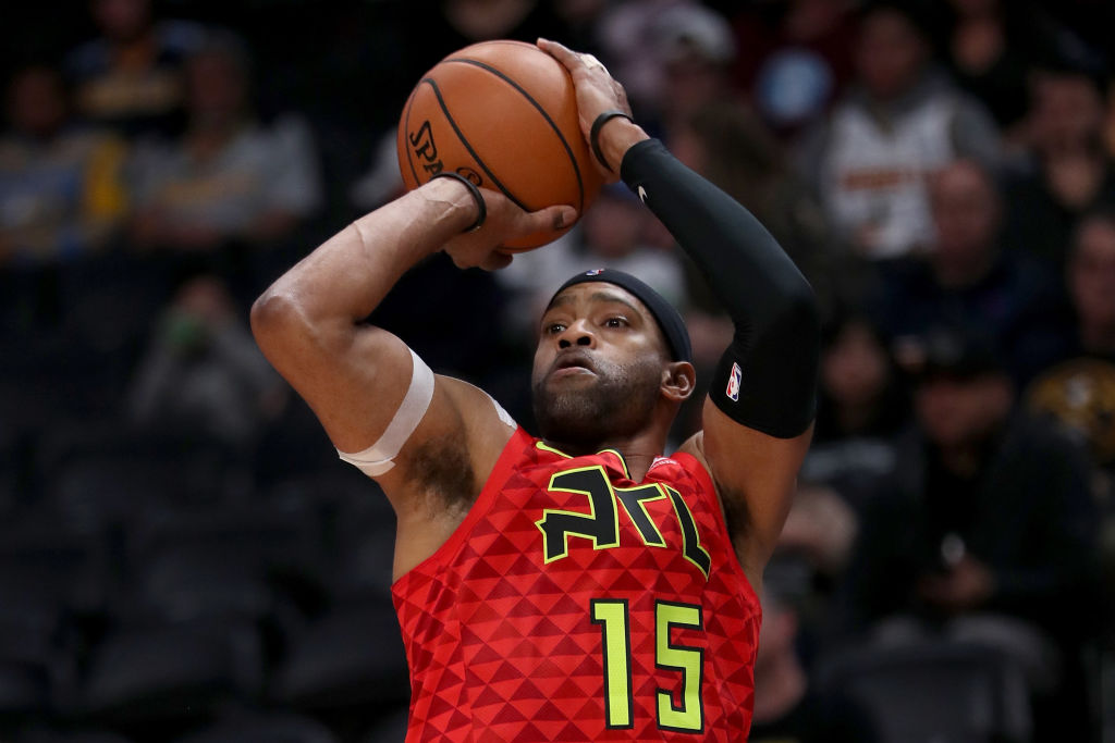 Vince Carter aged gracefully and accepted a diminished role at the tail end of his NBA career.