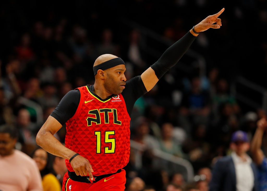 Vince Carter has a fine-tuned diet that's allowed him to play NBA basketball into his 40s.