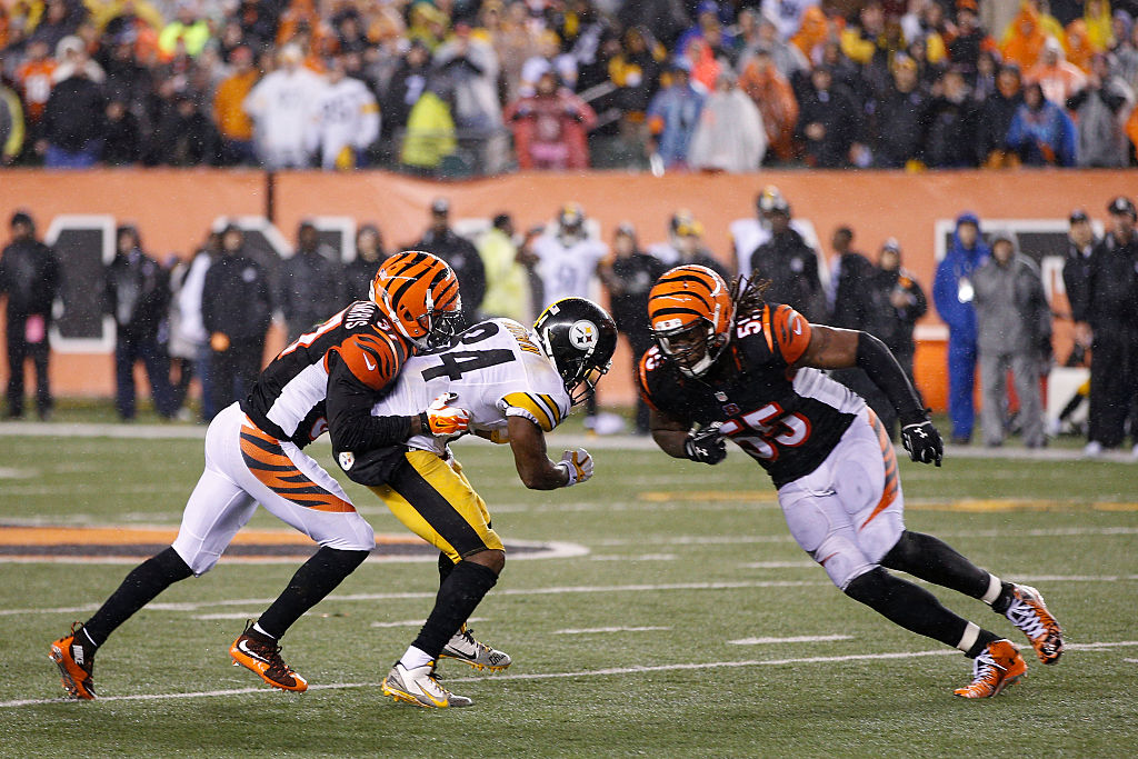 Vontaze Burfict cheap shot