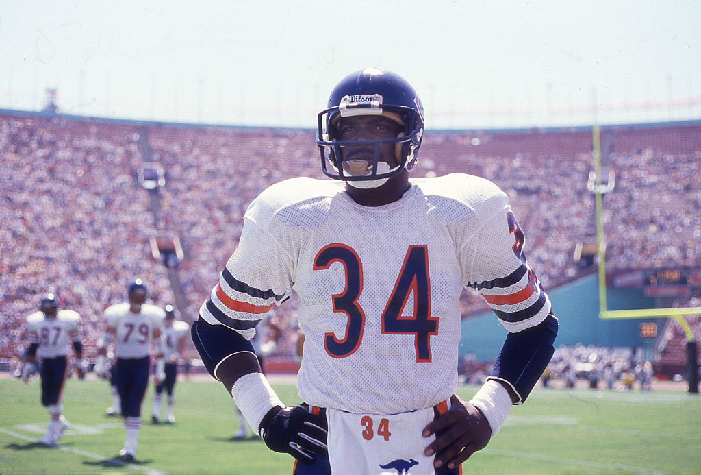 Chicago Bears Hall of Famers