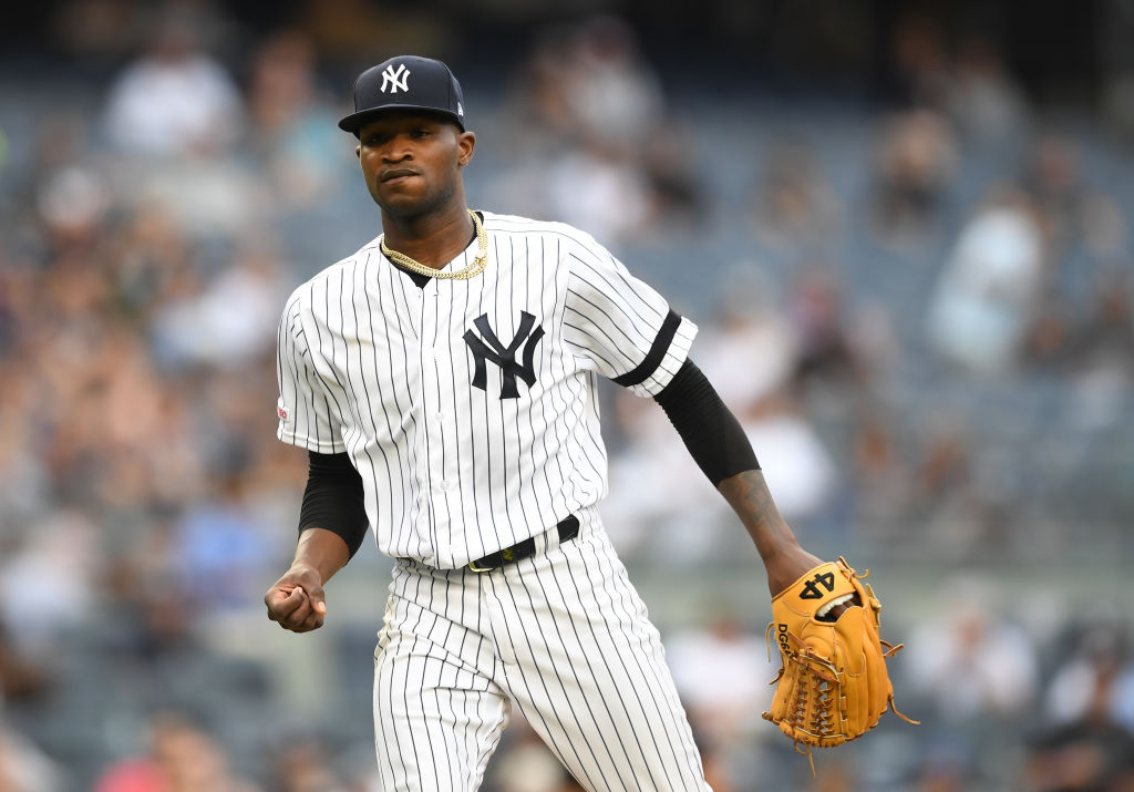 Domingo German and the Yankees starting rotation could power the team to a World Series win.