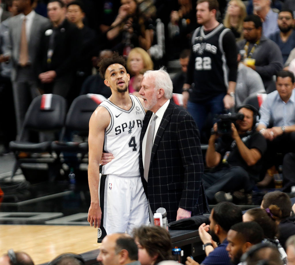 Derrick White is relatively unknown in the NBA, but he might be crucial to the Spurs' future success.
