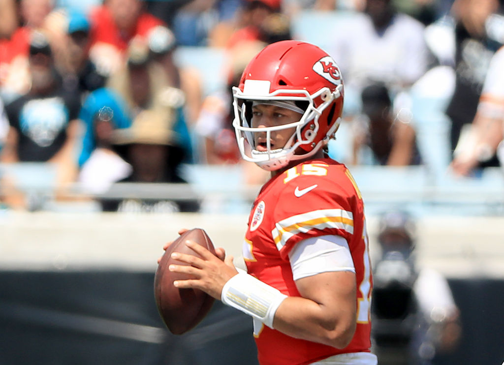 Patrick Mahomes and the Chiefs are legitimate AFC division winners in 2019.