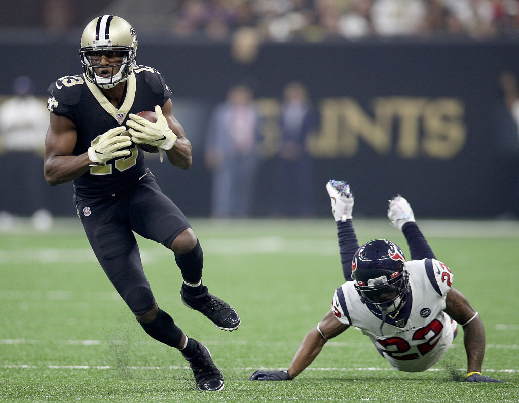 One bad game against the Saints to start 2019 got Aaron Colvin cut by the Texans.
