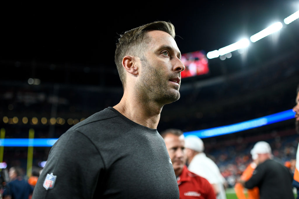The Cardinals might have sabotaged 2019 by hiring Kliff Kingsbury as their head coach.