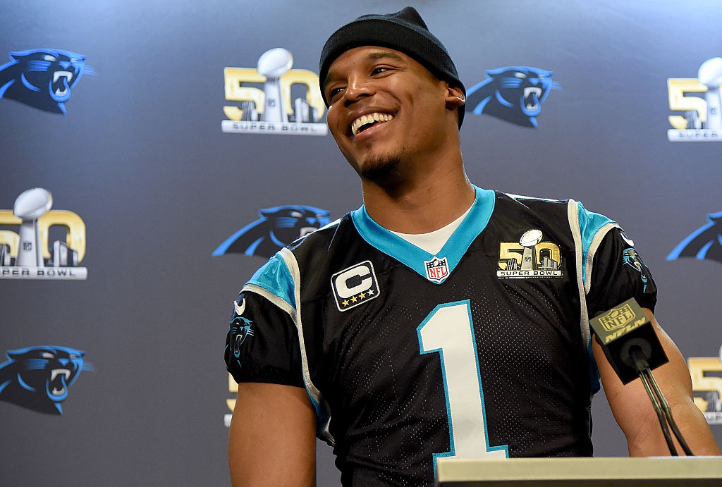Is Carolina Panthers' quarterback Cam Newton destined for the Hall of Fame?