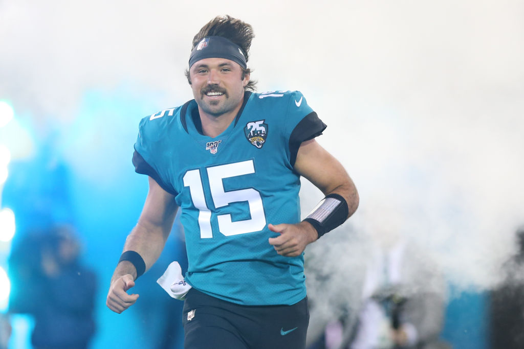 Gardner Minshew took a winding path during his college career on his way to the Jacksonville Jaguars and the NFL.