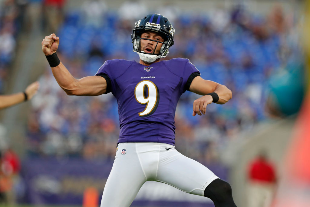 You can make the case that the Ravens' Justin Tucker is one of the best NFL kickers of his or any generation.