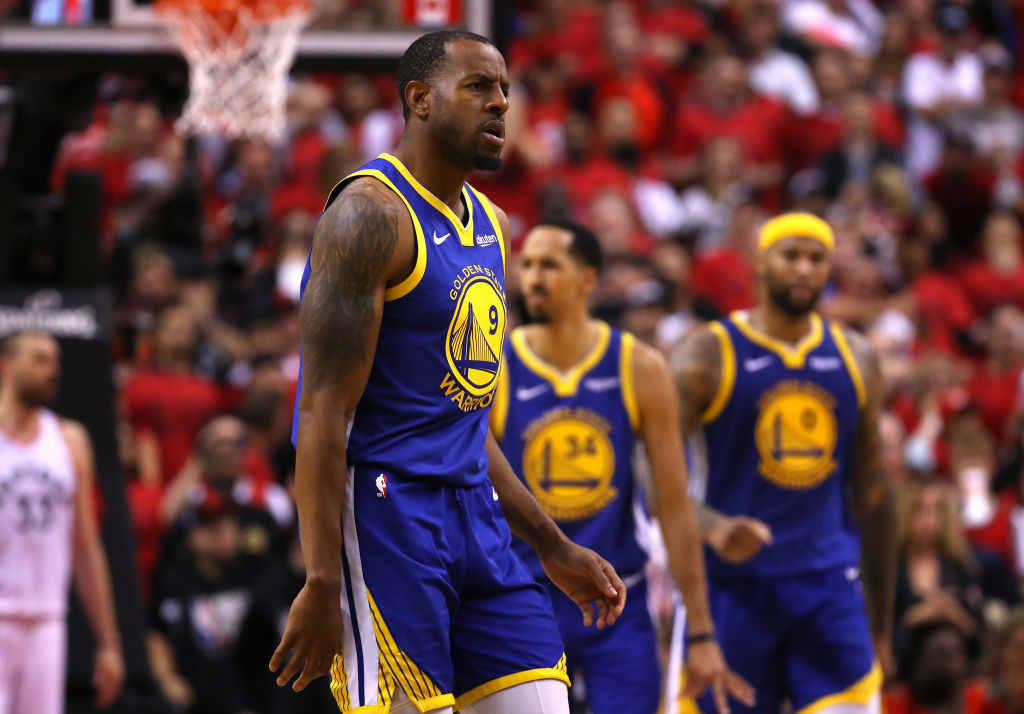 Rockets stay in pursuit of Andre Iguodala