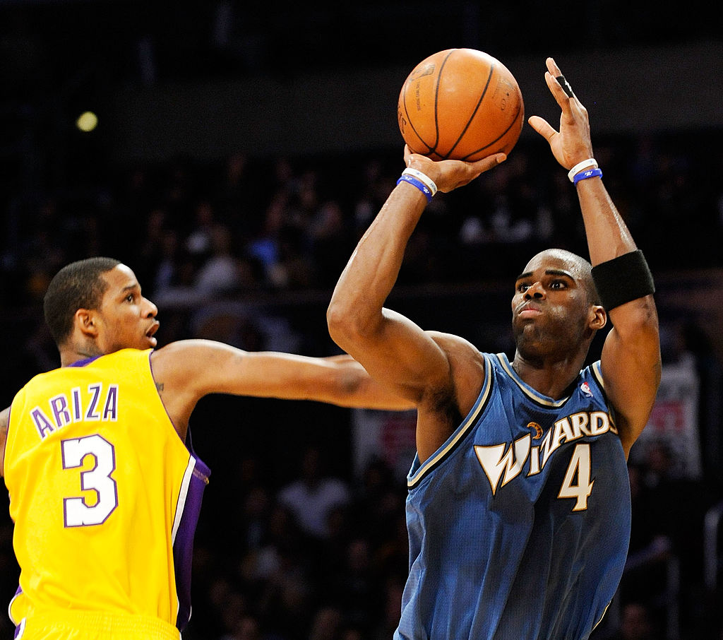 Antawn Jamison should be a good fit in the Wizards' front office.