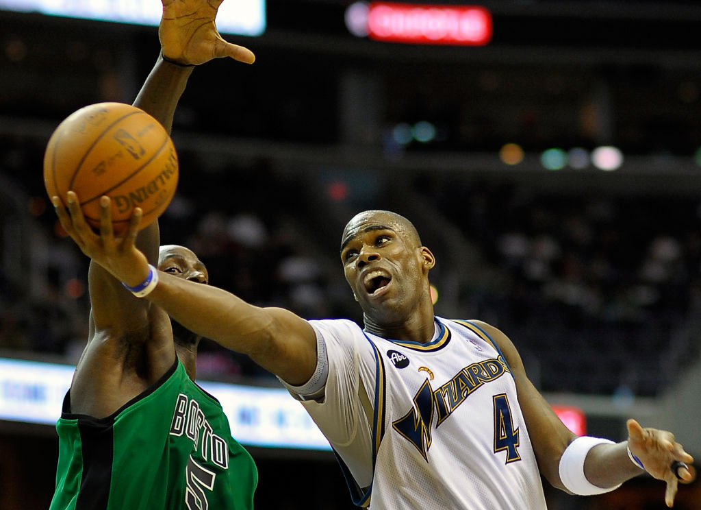 Former player Antawn Jamison should be a good fit in the Wizards' front office.