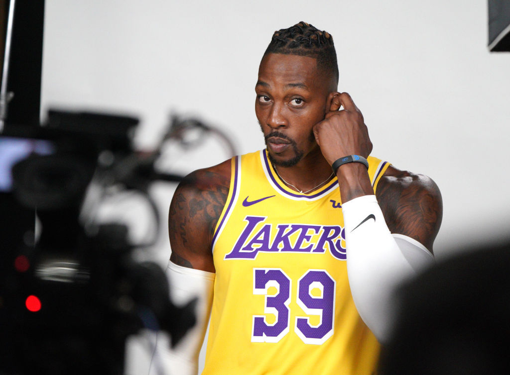 NBA: Why Anthony Davis Wanted Dwight Howard On the Lakers