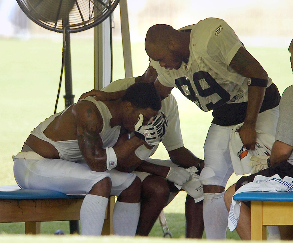 Exactly What Happens Inside the NFL's Pop-Up Medical Tents