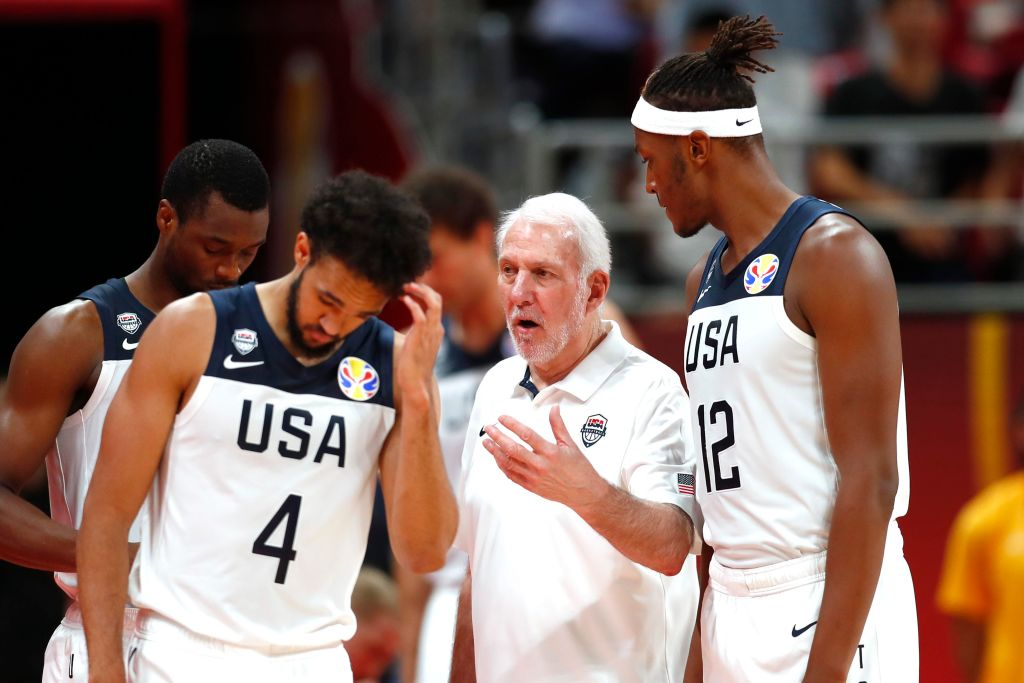 USA v Poland: Games 7-8 - FIBA World Cup 2019