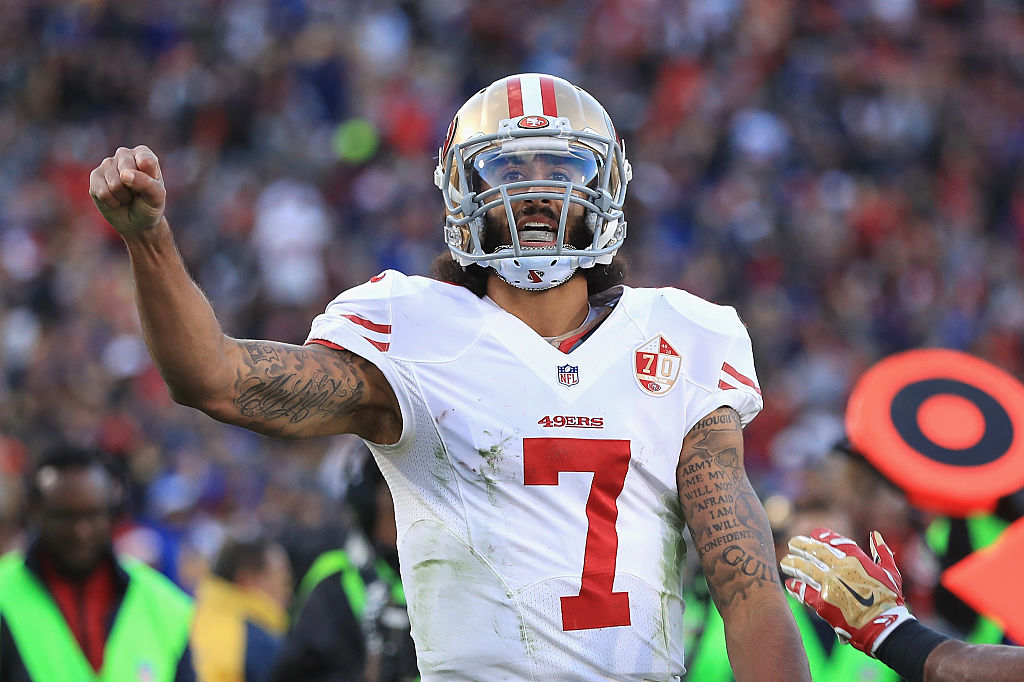 Colin Kaepernick Archives Sportscasting Pure Sports