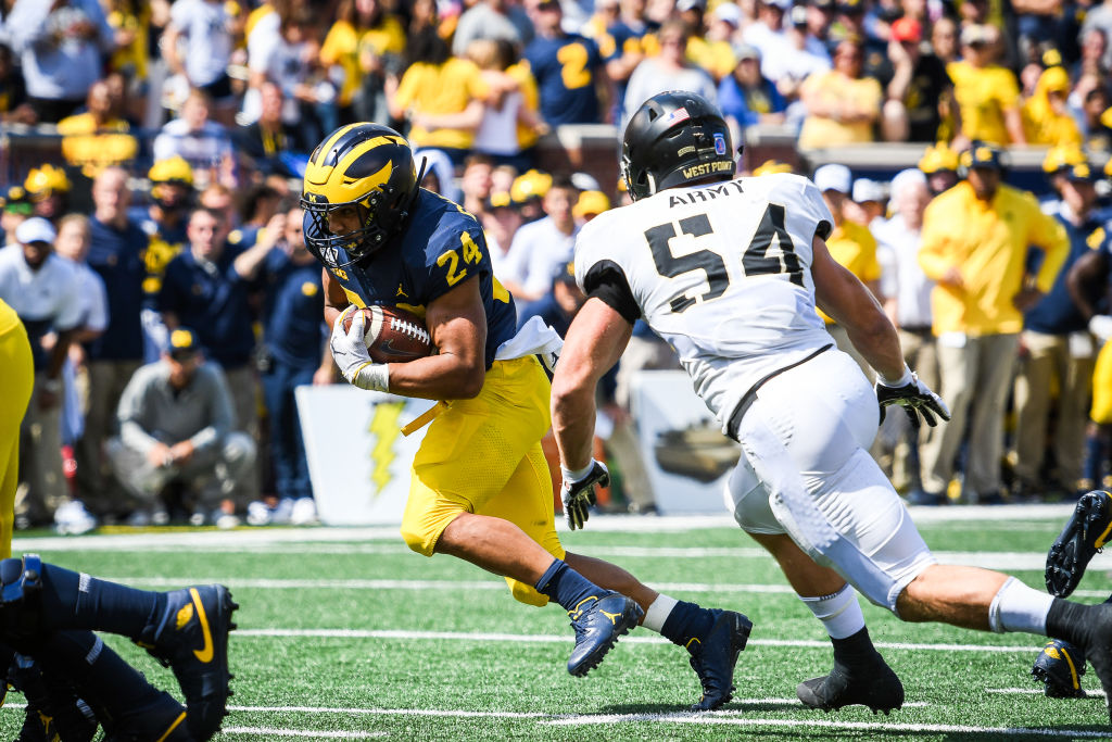 Do Michigan's nonconference struggles indicate it could finish the 2019 college football season unranked?