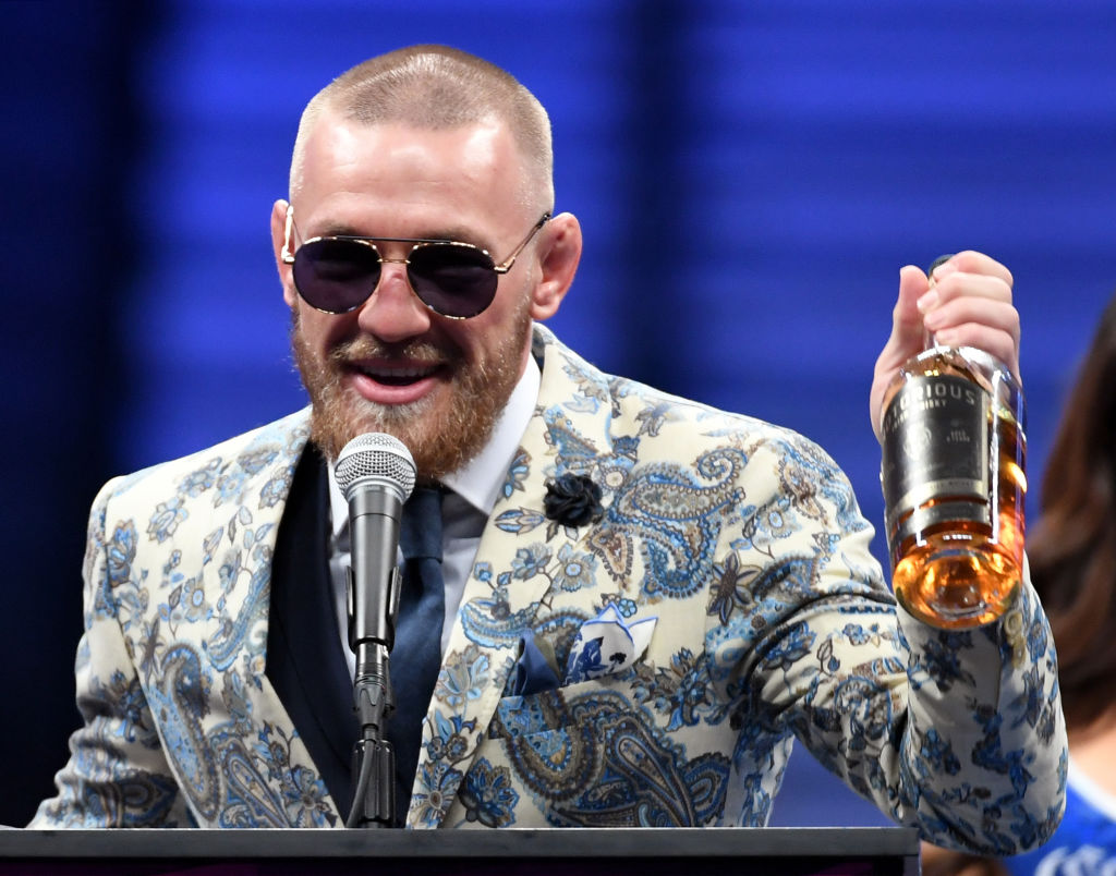 Conor McGregor loves his personal whiskey, but serious connoisseurs might not enjoy it.