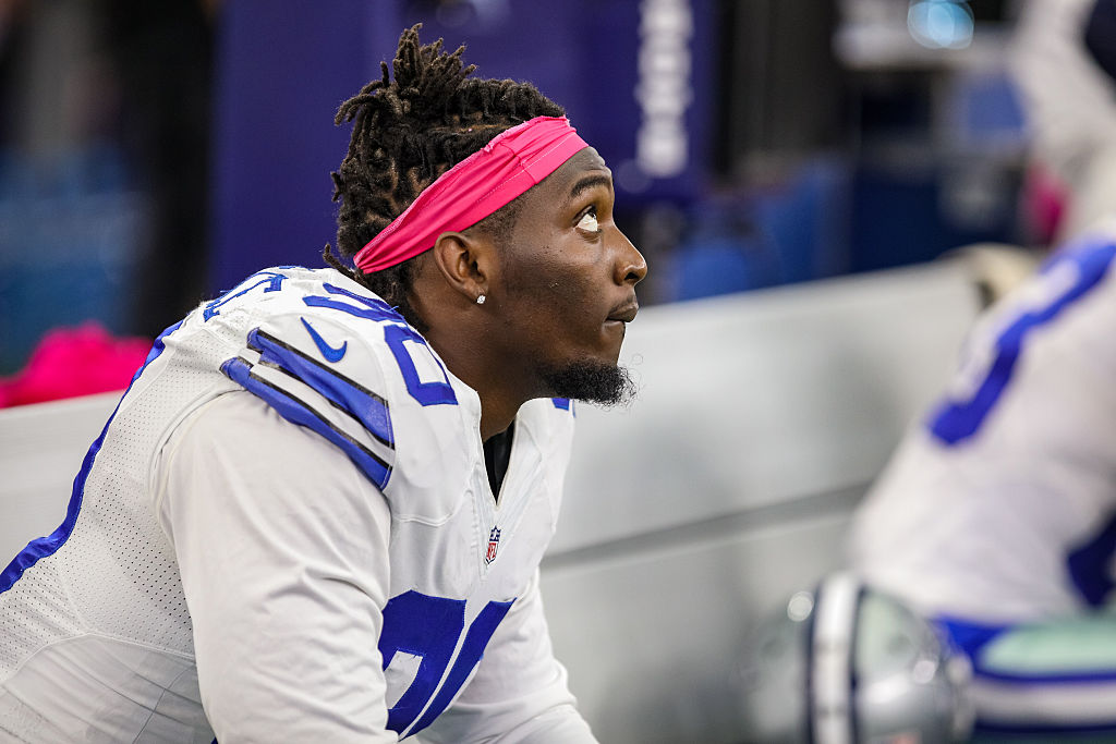Defensive End Demarcus Lawrence