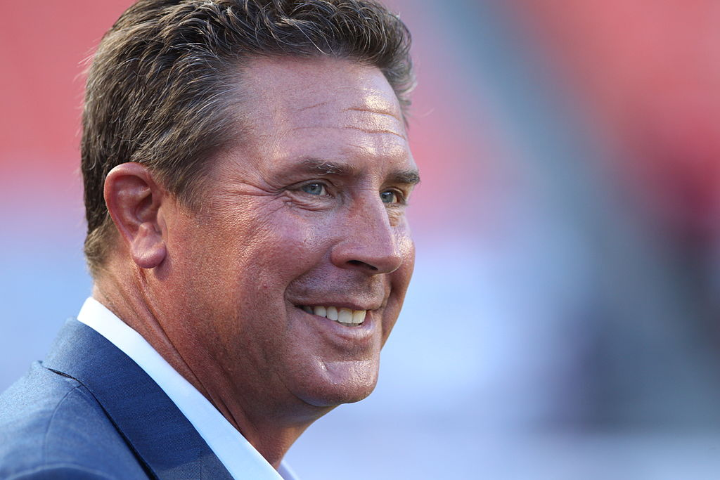 Miami Dolphins great Dan Marino