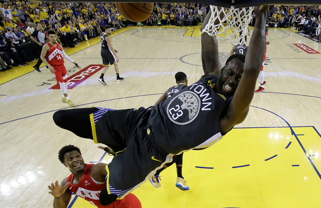 The Highlights (and Lowlights) of Draymond Green on Poker After Dark