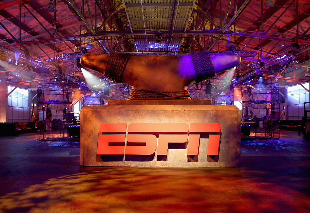 ESPN broadcast