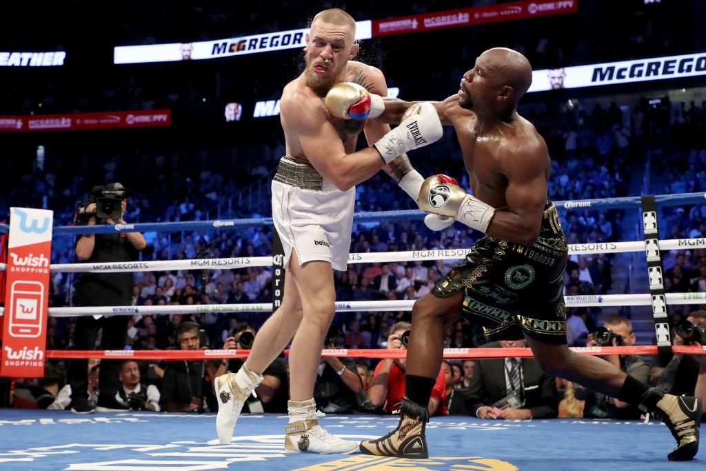 Boxing versus MMA