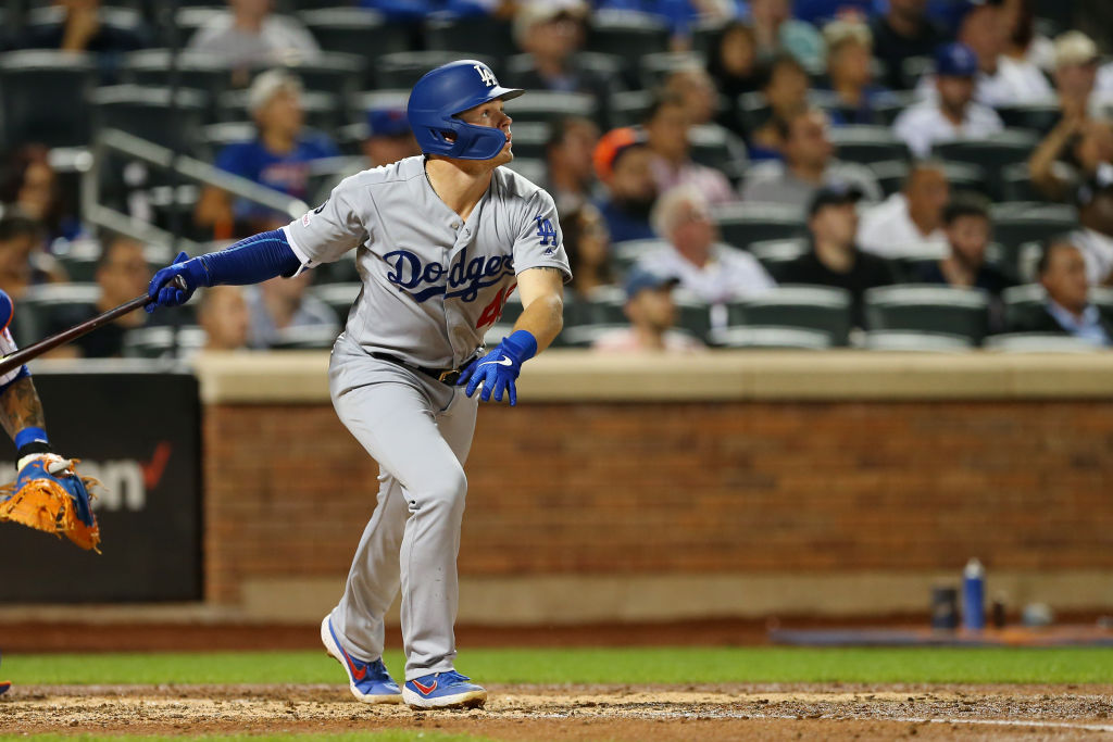 Gavin Lux is already a sensation, and he could one day be the Dodgers' best player.