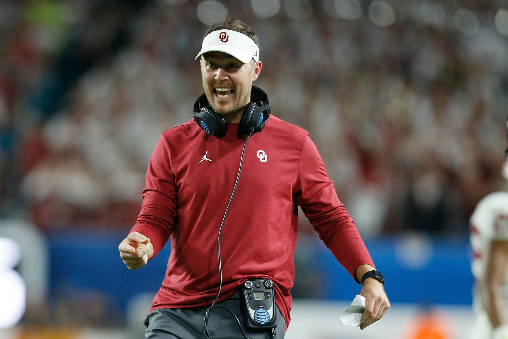 Lincoln Riley has an extremely bright future ahead of him