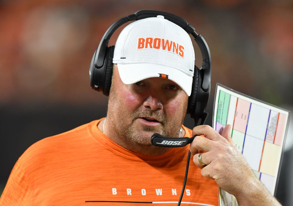 Freddie Kitchens needs to get the Browns back on track
