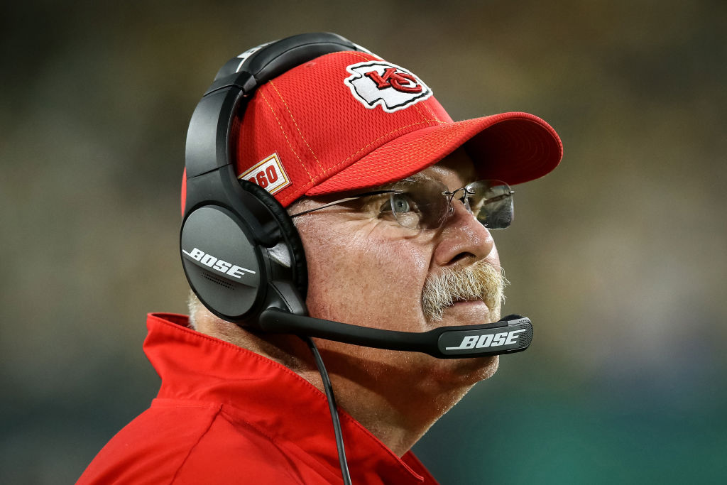 Head Coach Andy Reid and LeSean McCoy have had success together before